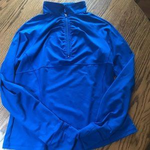 Tops - Exertek Active wear. 3/4 zip pullover.